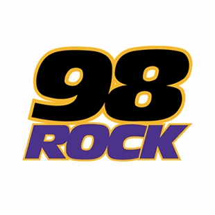 98 Rock Logo