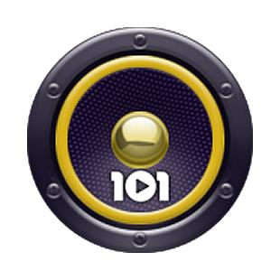 101.ru - 90's Dance (Дискотека 90-х) Logo