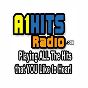 A1Hits Radio! Logo