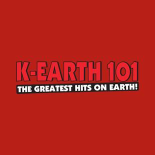 K-EARTH 101 FM Logo