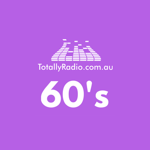 Totally Radio - 60's Logo
