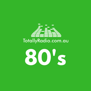Totally Radio - 80's Logo