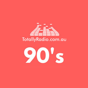 Totally Radio - 90's Logo