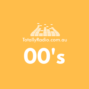 Totally Radio - 00's Logo
