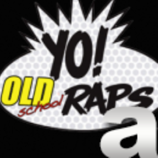 A Better Radio - Old School Rap Logo