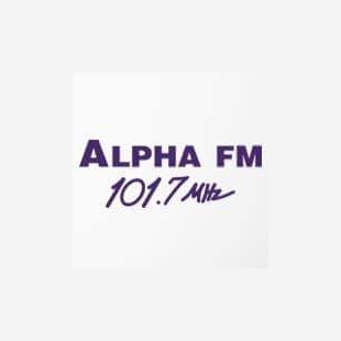 Rádio Alpha FM - São Paulo Logo
