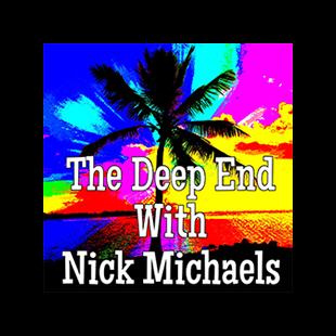Deep End Radio Logo