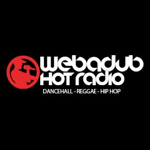 Webadub Dancehall Radio Logo