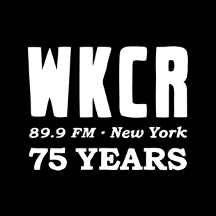 WKCR FM - Columbia University Logo