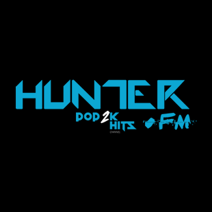 Hunter FM - Pop2K Hits Logo