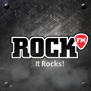 Rock FM - Romania Logo
