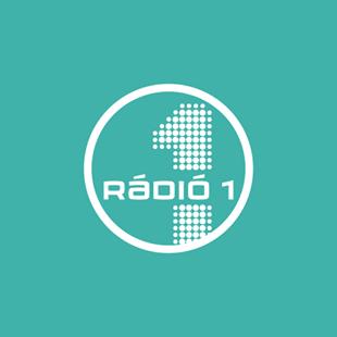 Rádió 1 - Budapest Logo