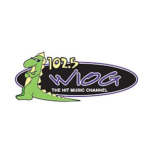 102.5 WIOG Logo