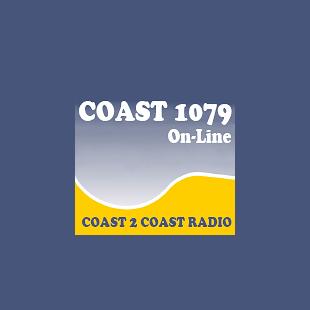 Coast 1079 Logo