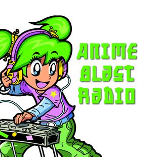 Anime Blast Radio Logo