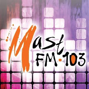 Mast FM 103 - Lahore Logo