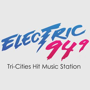Electric 94.9 Logo