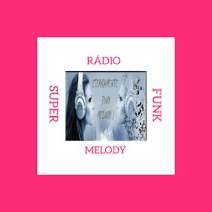 Rádio Super Funk Melody Logo