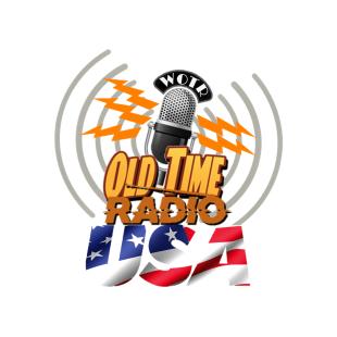 Old Time Radio USA Logo