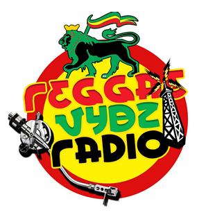 Reggae Vybz Radio Logo