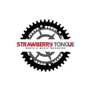 Strawberry Tongue Radio Logo
