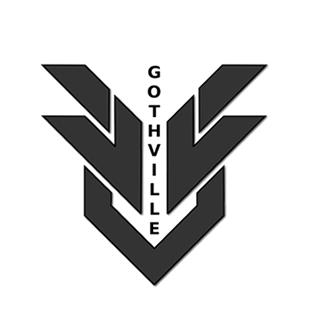GothVille Radio Logo