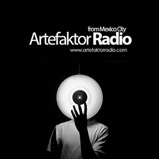 Artefaktor Radio Logo