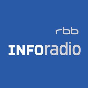 Inforadio RBB Logo