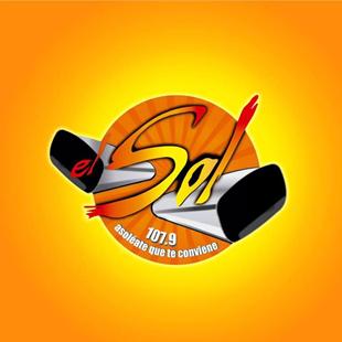 El Sol - 104.5 FM Logo
