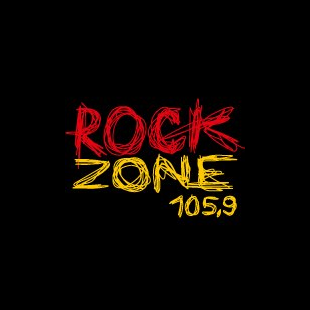 Rock Zone 105.9 Logo
