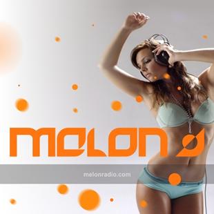 Melon Radio - Ambient Logo