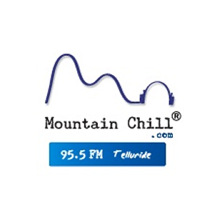Mountain Chill - KRKQ Logo