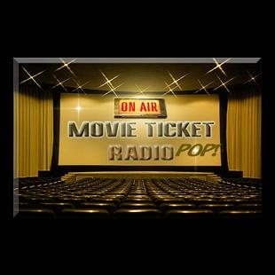 Movie Ticket Radio - POP Logo