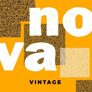 Radio Nova Vintage Logo