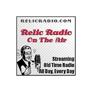 Relic Radio On The Air Logo