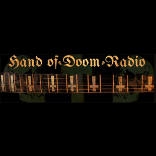Hand of Doom Radio Logo