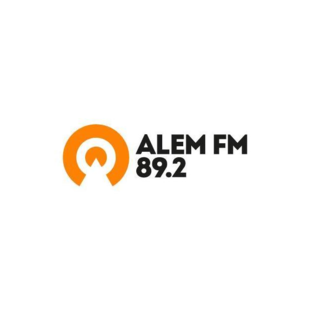 Alem FM 89.2 Logo