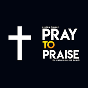 Pray To Praise Christian Radio Logo