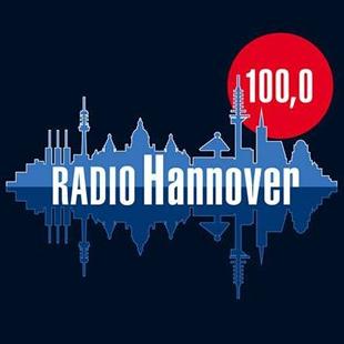 Radio Hannover 100.0 Logo
