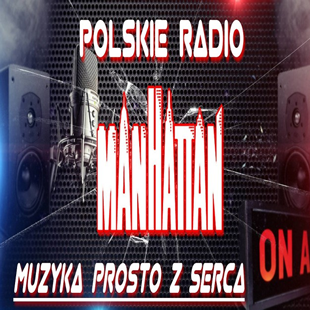 Polskie Radio Manhattan Logo