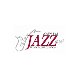 WWFM 89.1 JazzOn2 Radio Logo
