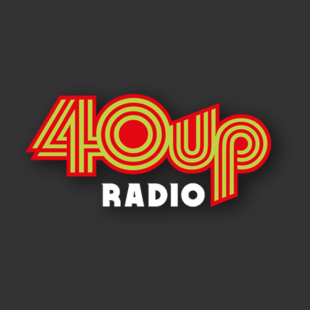 40up Radio Logo