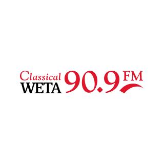WETA 90.9 FM Radio Logo