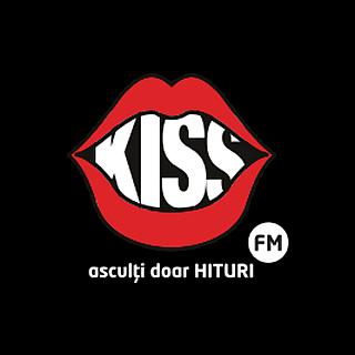 Kiss FM Romania Logo
