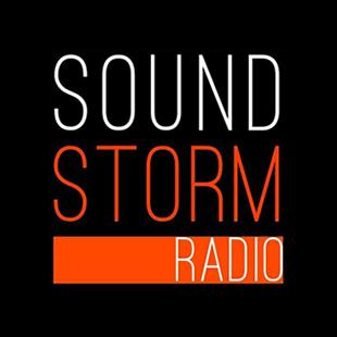 Soundstorm Relax Radio Logo