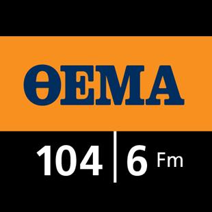 Thema Radio 104.6 Logo