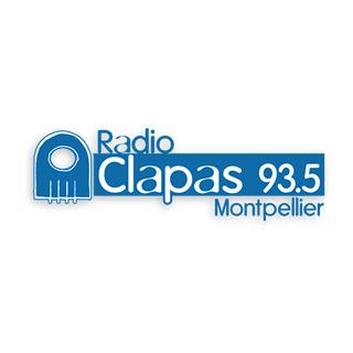 Radio Clapas 93.5 Fm Radio Logo