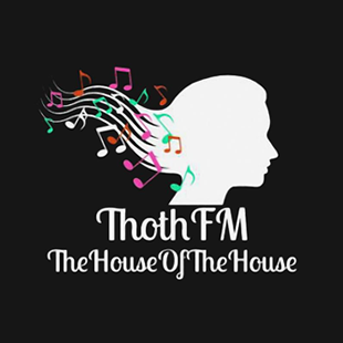 ThothFM -  The House Of The House Logo