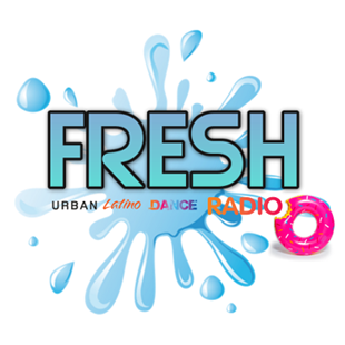 Fresh Radio Spain Logo