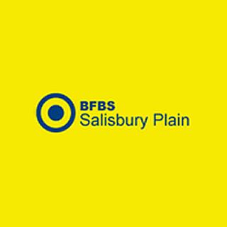 BFBS - Salisbury Plain Radio Logo